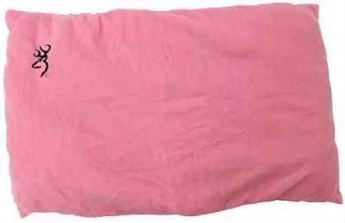Browning Fleece Pillow Pink Md: 7999102