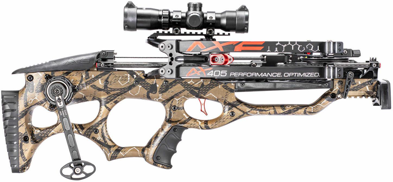 "FERADYNE Inc Ax405 Package Black 27.75""-32"" Includes Multi-Range Scope, 3 Bolts"