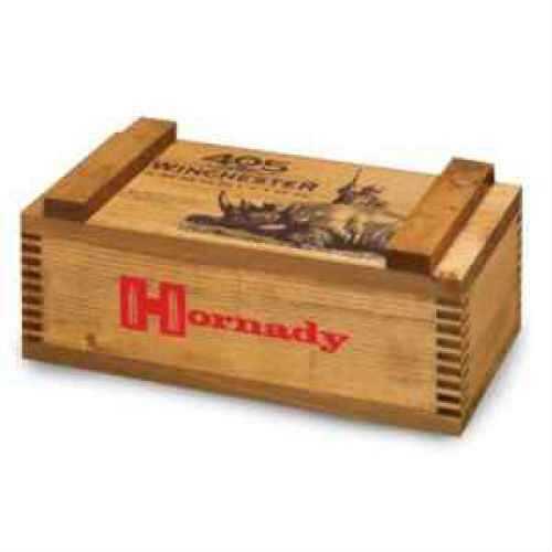 Hornady Wooden Ammunition Box Md: 9905