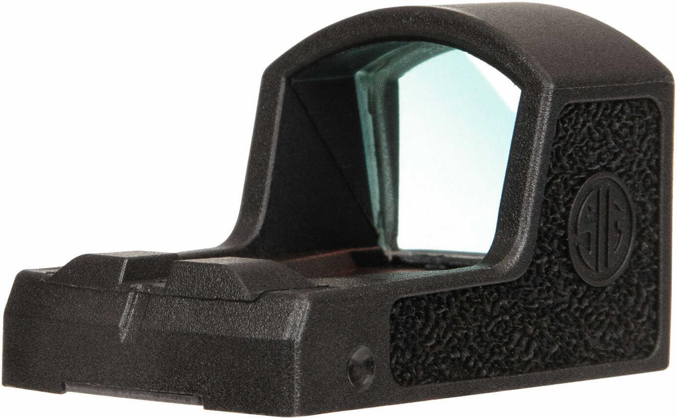 Sig Sauer Electro-Optics Romeo Zero Reflex Sight 3 MOA Dot Black Textured CR1632
