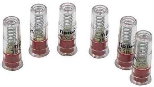 Tipton Snap Caps 38 Special/357 Magnum, Per 6 Md: 321-398