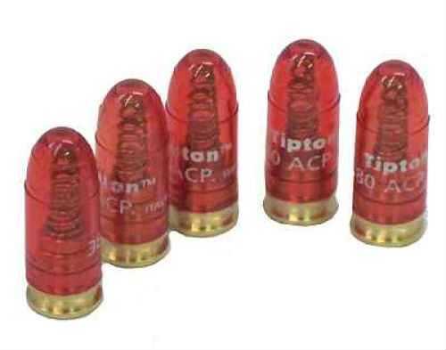 Tipton Snap Caps 380 ACP , Per 5 Md: 337-377