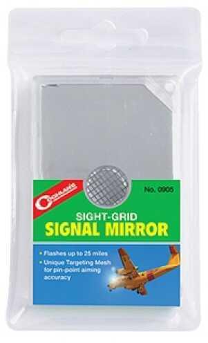 COGHLANS Sight-Grid Signal Mirror Md: 0905
