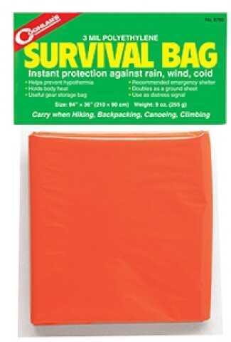 COGHLANS Emergency Survival Bag Md: 8765