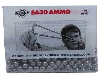 TrumarkSteel Ball Slingshot Ammo 5/16