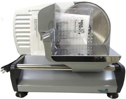 "Food Slicer 130W 7.5"" Stainless Steel Blade Md: FS-130Sk"