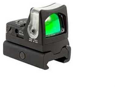 Trijicon RmR Sight 7 MOA Dual Illuminated W/Weaver Md: Rm04-34W