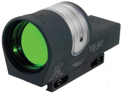 Trijicon 42mm Reflex Amber 6.5 MOA Dot W/Mount Md: Rx30-11