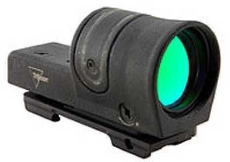 Trijicon 42mm Reflex Amber 6.5 MOA Dot W/Top Md: Rx30-25
