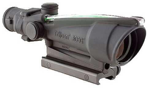 Trijicon ACOG 3.5X35 Dual Illuminated Green Horse Shoe 308 M240 Md: Ta11H-308G