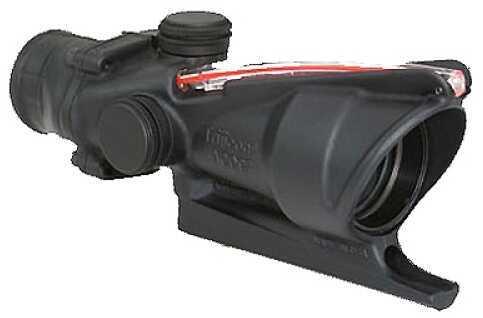 Trijicon ACOG 4X32 Dual Illuminated Red Donut .223 Ballistic Md: Ta31