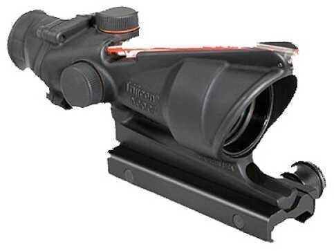 Trijicon ACOG 4X32 Dual Illuminated Red XHair 223 Ballistic Md: Ta31-Ch
