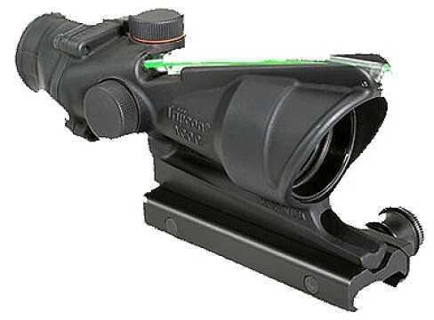 Trijicon ACOG 4X32 Dual Illuminated Green XHair 223 Ballistic Md: Ta31-Ch-G