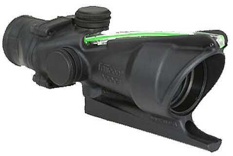Trijicon ACOG 4X32 Dual Illuminated Green Donut .223 Ballistic Md: Ta31-G