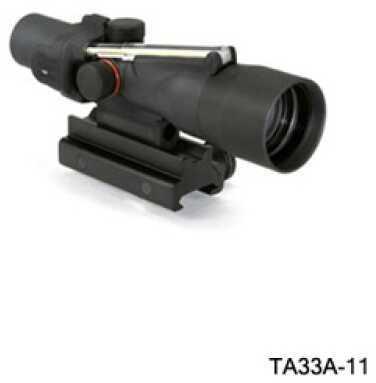 Trijicon ACOG 3X30 Dual Amber X-Hair 223 Ballistic Md: Ta33A-11