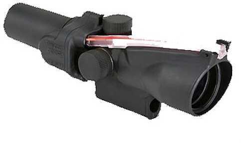Trijicon ACOG 1.5X24mm, Dual Red Crosshair Reticle Md: Ta45R-4