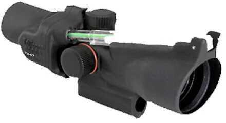 Trijicon ACOG Rifle Scope 2X 20 Grn Crosshair Matte M16 Base Dual Illuminated 0.5MOA Ta47G-4