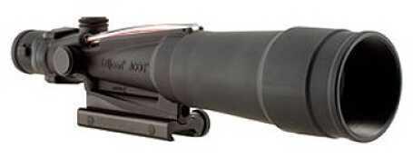 Trijicon ACOG 5.5X50 Dual Illuminated Red Chevron 308 Ball Md: Ta55A