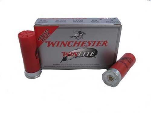 WinLite Buckshot 12 Ga Low Recoil /5 Md: WL1200