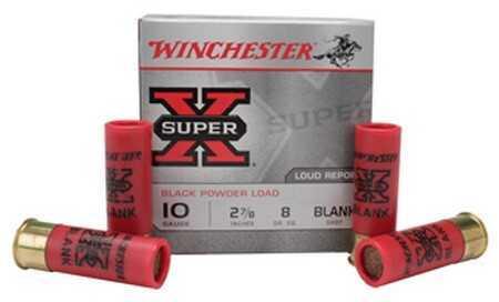 "Winchester Ammo XBP10 Super-X Black Powder Load 10 Gauge 2.75"" 25 Box"