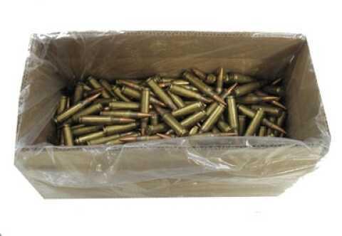 Federal Cartridge 7.62X51mm 149 Grain FMJ 500 Rounds Md: XM80Cs