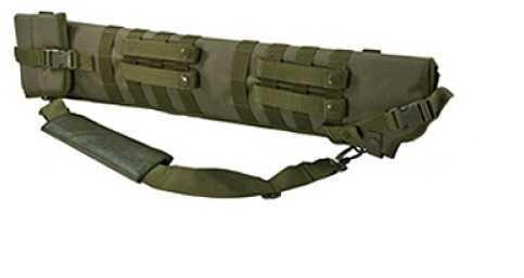 Model: Shotgun Scabbard Finish/Color: Green Frame Material: Nylon Size: 29