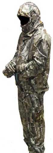 Cass Creek Pro Hood Three Piece Realtree AP Camo Scent Control Suit Large Md: CC Ph L