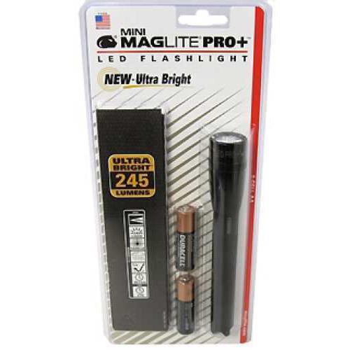 Maglite Mini Mag Led Pro + Black Md: SP+P01H