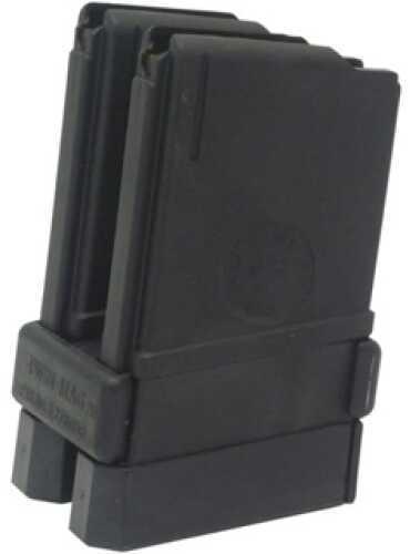 AR-15 Zytel Twin Mag Lock For 2- 20 Round Magazines Md: 2AR/20/MLCB