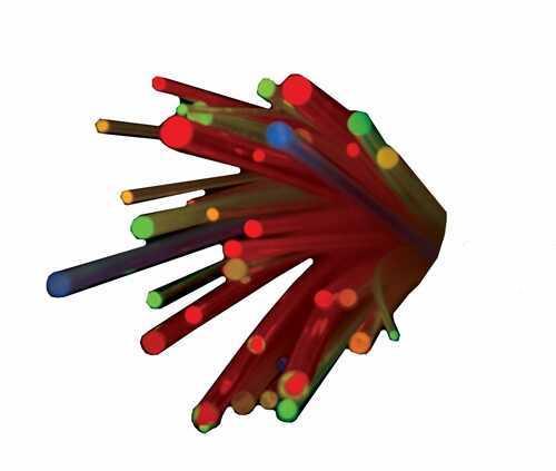 Truglo Archery Replacement Fibers .019/.029X9 Md: TG08M