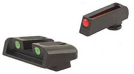 Truglo Fiber Optic Set, Handgun Glock 17 / 17L, 19, 22, 23, 24, 26, 27, 33, 34, 35, 38And39 Md: TG131G1