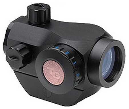 TrugloTruglo Red Dot 20mm Black