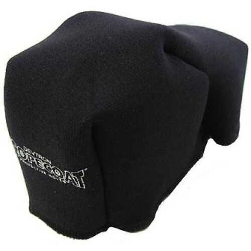 Scope Coat For EOTech XPS Black 2 Or 3 Models & EXPS Md: SC-EO-XPSR-Blk