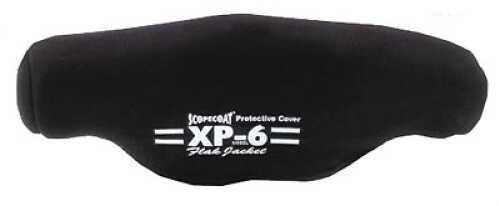 "Scope Coat XP-6 Night Force Black 19.5"" X 60mm Md: SC-XP-6-Nf-Blk"