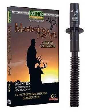 Primos Mastering The Art Deer Pack Md: 753