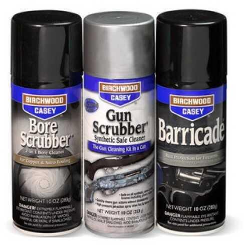 Birchwood Casey Bore Scrubber 2-In-1 Cleaner 6 Oz Aerosol Md: 33635