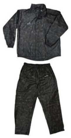 DriDucks Dura-Lite 3 Rain Suit Xx-Large, Black Md: Dd1330-012X