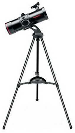 Tasco 114X500mm SpaceStation Black St Red Dot Finderscope Md: 49114500
