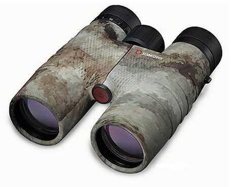 Simmons Prosport Series Binoculars 10X42 Camo Roof Twist Up EyecUps Md: 899441