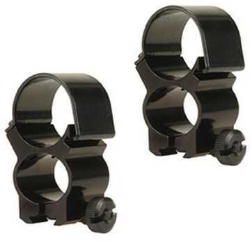 """Weaver See-Thru, 1"""" Rings 3/8"""" Grooved Receivers Md: 49514"""