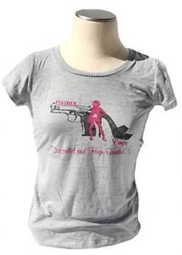 Bella Burnout T-Shirt Small, Heather Grey Md: Pp105-Hg-Sm