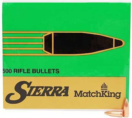 Sierra 22 Caliber .224 High Velocity 52 Gr HPBT Match Per 500 Md: 1410C Bullets