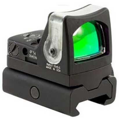 Trijicon RmR Sight Dual Illuminated 12.9 MOA W/Rm34W Weaver Md: Rm08A-34W