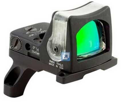Trijicon RmR Sight Dual Illuminated 12.9 MOA W/Rm35 ACOG Mount Md: Rm08A-35