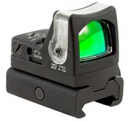 Trijicon RmR Sight 13 MOA Dual Illuminated W/Rm34W Weaver Md: Rm03-34W