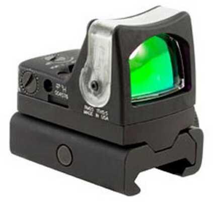 Trijicon RmR Sight 9 MOA Dual Illuminated W/Rm34W Weaver Md: Rm05-34W