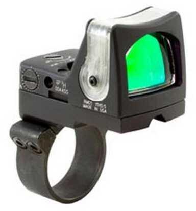Trijicon RmR Sight 9 MOA Dual Illuminated W/Rm36 Weaver Md: Rm05-36