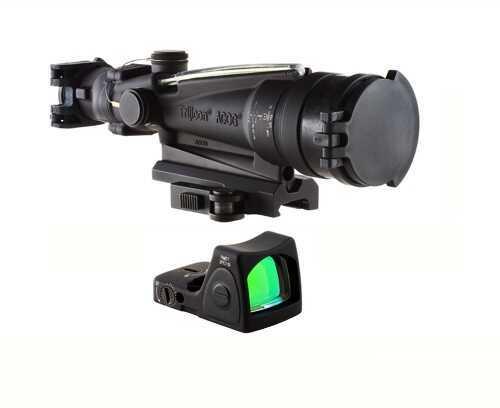 Trijicon ACOG 3.5X35 Scope, 6.5 MOA Adjustable RmR Sight Md: Ta11MGO-M249-Rm07