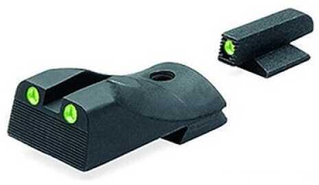 Kimber - Tru-Dot Sights Slant CutComp Ultra Fixed Set Md: Ml11212