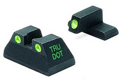 Meprolight Tru-Dot Sight Fits HK USP Full Green/Green 11516